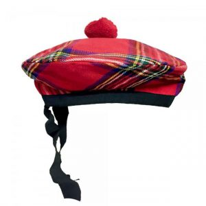 Scottish Hats Royal Stewart