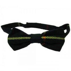 Tartan Bow Ties For Men