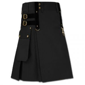 Aesthetic Kilt For Steampunk