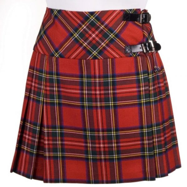 Mini Skirt Outfit For Women