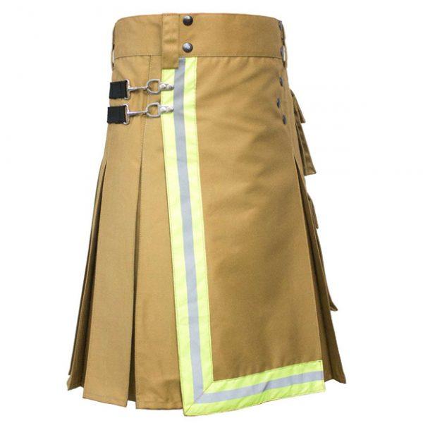 Firefighter Kilt For Men