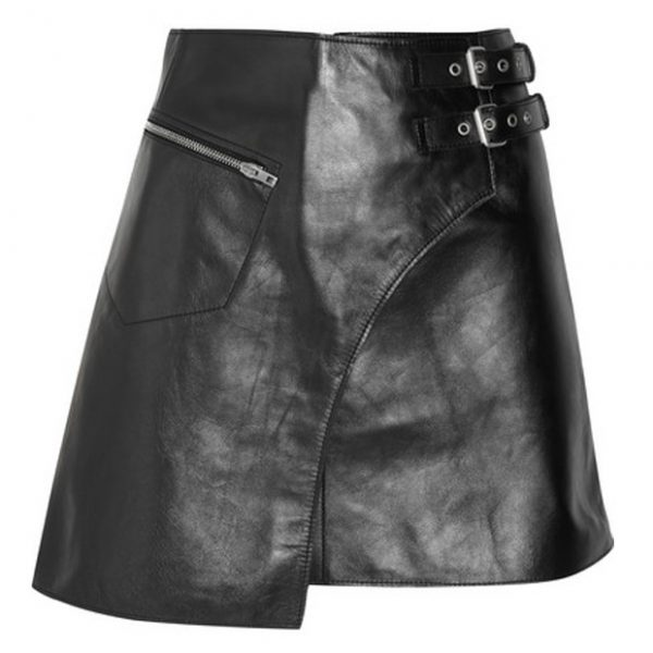 Gladiator Leather Kilt
