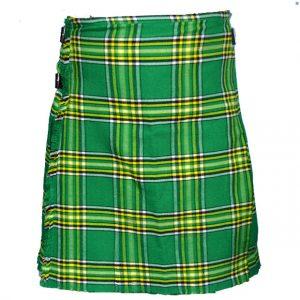 Irish National Tartan Kilt