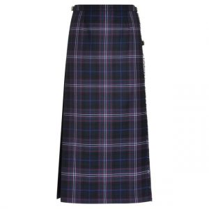 Tartan Hostess Skirt For Women