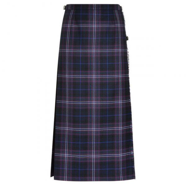 Tartan Hostess Skirt For Women