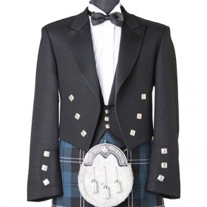 Prince Charlie Jacket With Vest