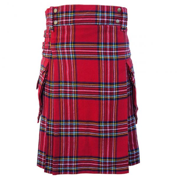Royal Stewart tartan Dress