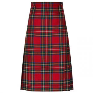 Stewart Royal Ladies Tartan Kilt Skirt