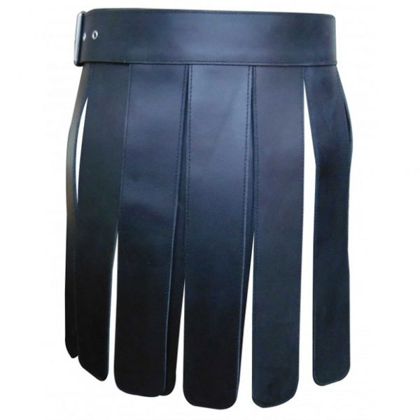 Leather Gladiator Kilt