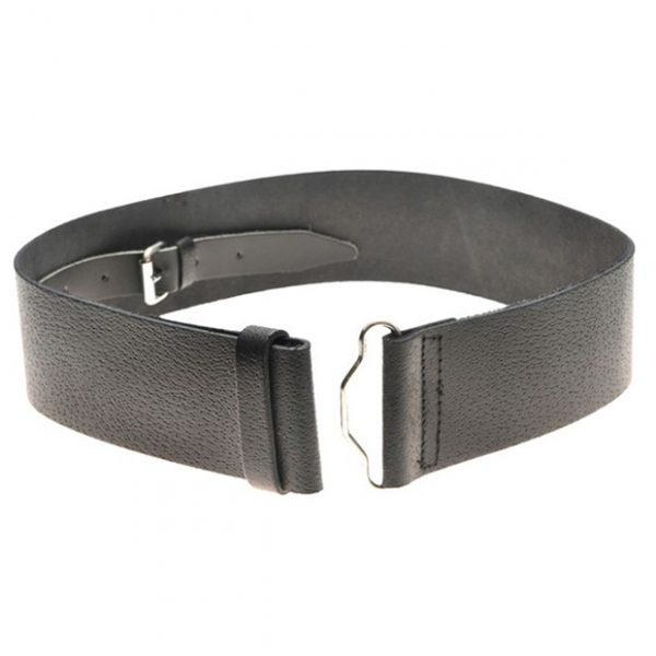 Real Leather belt for belt buckles