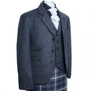 Tweed Vest Jackett