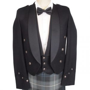 Kilt Brain Boru Jacket