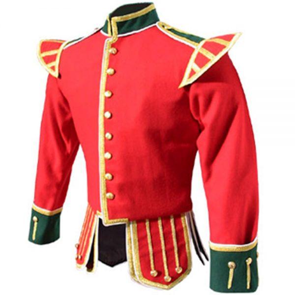 Band Piper Kilt Jacket
