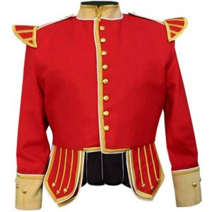Doublet Piper Band Jacket