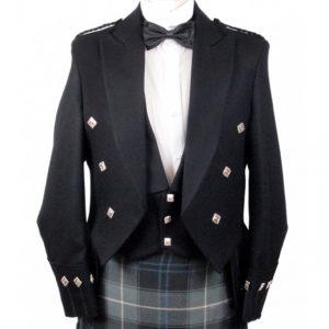 Doublet Kilt Jacket